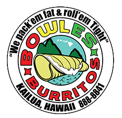 Bowles Burritos Kailua Hawaii